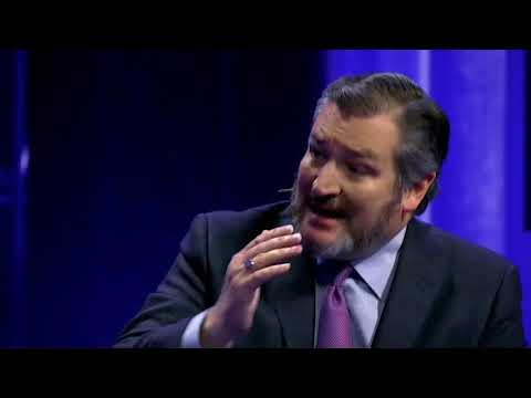 Sen. Cruz Discusses US-Israel Relationship at 2020 AIPAC Policy Conference