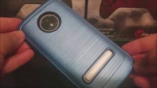 MetroPCS Motorola Moto E5 Play Case Unboxing