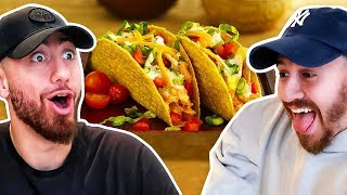Who Can Cook The Perfect TACO?! *TEAM ALBOE FOOD COOK OFF CHALLENGE!*