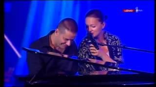Nina Badric i Vlado Georgiev - Stine LIVE