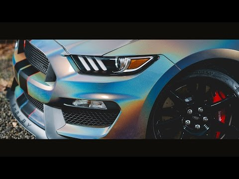 3M™ Wrap Film Series 1080 - Gloss Flip Psychedelic - Teaser