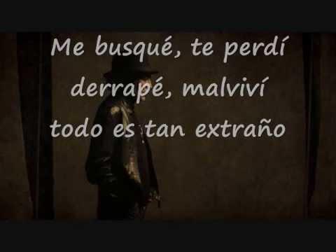 Joaquín Sabina - Blues del Alambique (con letra)