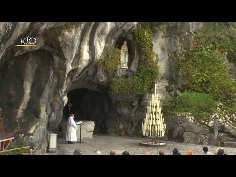 Chapelet à Lourdes du 3 décembre 2019