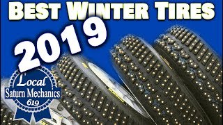 The BEST Winter Tires For 2019-2020 - Studded And Unstudded