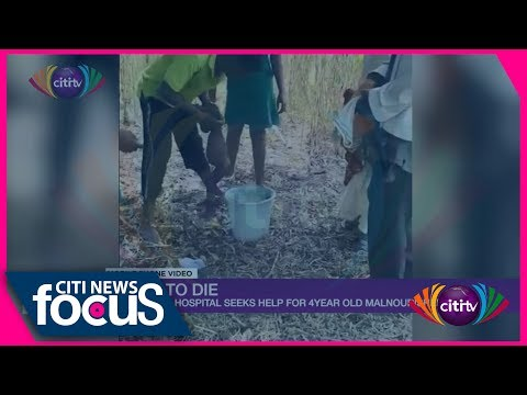 Citi News Focus: 4-year-old boy tied to mango tree by his grandmother