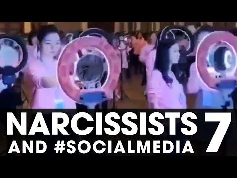 Narcisové na sociálních sítích 7
