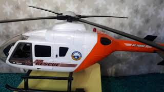 Dickie Toys Emergency rescue Helicopter review - Elicottero di recupero di emergenza Dickie Toys