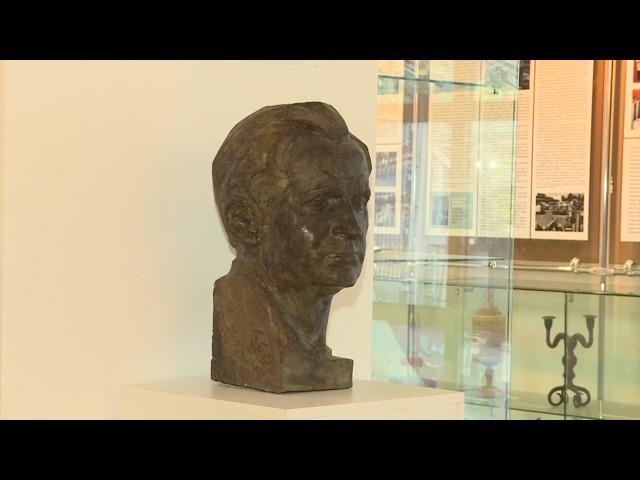 Выставка памяти Осауленко