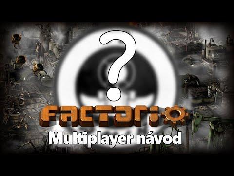 [CZ] Jak založit multiplayer server na Factorio - Jednoduché a 100% funkční