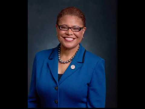 Joe Biden Choosing Karen Bass as VP Running Mate is Black Tokenism(Repeal 1994 Crime Bill)