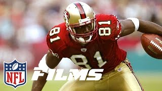 #3 Terrell Owens   Top 10 Wide Receivers of the 2000s   NFL Films