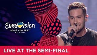 IMRI - I Feel Alive (Israel) LIVE at the second Semi-Final