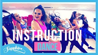 Instruction   Jax Jones Ft. Demi Lovato, Stefflon Don | Cover By Sapphire