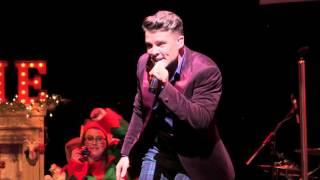 Joe McElderry - Smile - Spirit Of Xmas Show (Evening Show) South Shields