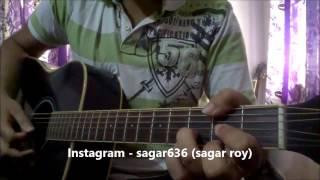 Alvida Guitar Lesson Complete | K.K | Life In A Metro