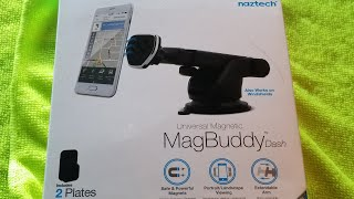 MagBuddy universal magnetic dash mount
