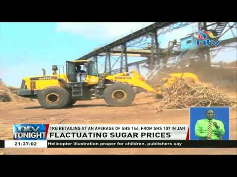Sugar retail cost on the rise despite increased production