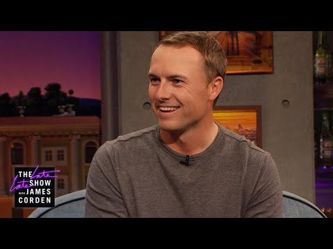 Jordan Spieth Admits Obama Beat Him at Golf