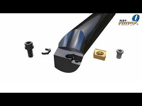 Nine9 99021 Direct Adjusting Boring Bar 直接式微調精搪刀