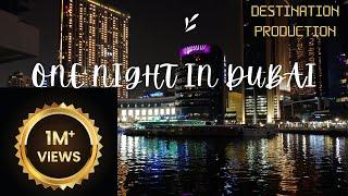 One night in Dubai!
