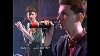 Depeche Mode See you live 1982 hammersmith oderon