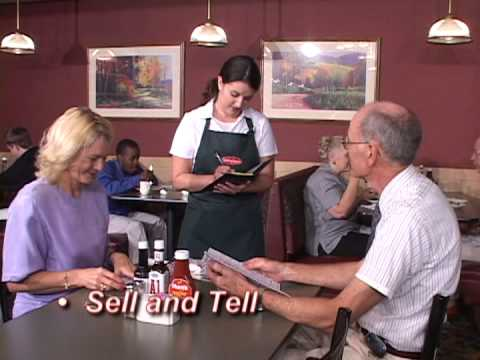 Restaurant Training Video