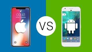 iOS vs Android (ventajas y desventajas)