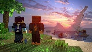 Survival Island (Minecraft Animation)