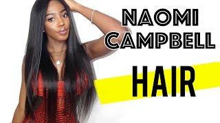 NAOMI CAMPBELL HAIR | Kaptivating Beauty REVIEW