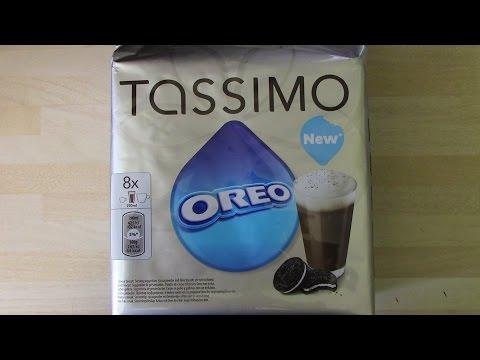Tassimo Oreo FIRST REVIEW