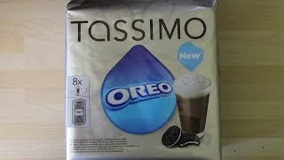 Tassimo Oreo FIRST REVIEW