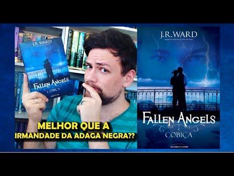 Resenha FALLEN ANGELS | Cobiça | Livro Um | J.R. Ward | Universo dos Livros