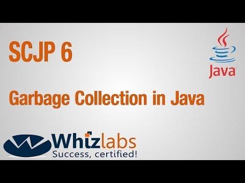 Garbage Collection in Java   SCJP 6/ OCPJP 6 Certification - YouTube