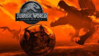 Why The Spinosaurus vs. T-Rex Rematch Was Cut From Jurassic World Fallen Kingdom - dooclip.me