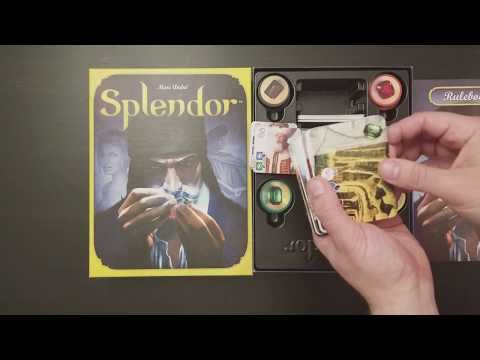 Splendor - Whats in the box?