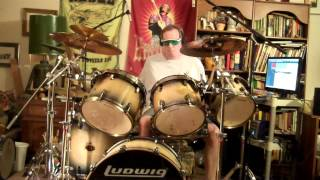 Satisfaction ( I can't get no ) Drum Cover by Mark Noonan Devo