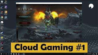 Gaming i Skyen!!!#1 Kan det lade sig gøre???