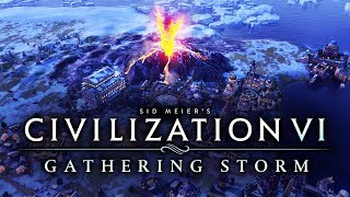 Civilization VI: Gathering Storm - Heart of Gold