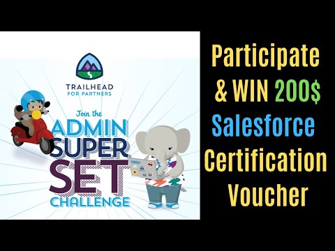Grab a Free Salesforce Certification Voucher - YouTube