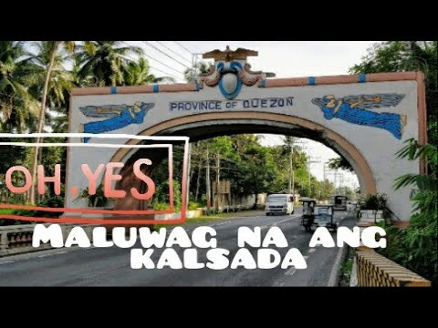 Going to Quezon // Maluwag na Highway// First shout out