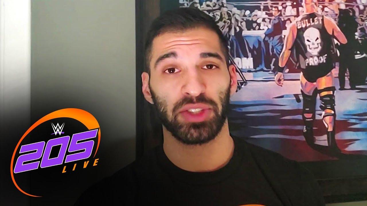 Ariya Daivari Issues Statement On WWE Release