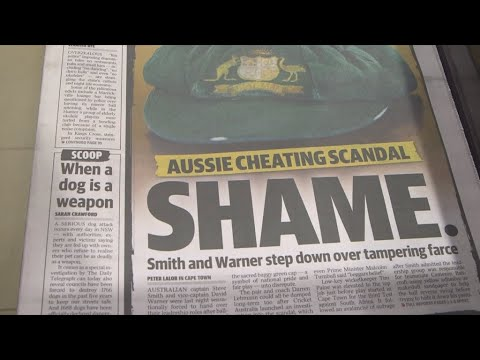 Australian cricket under mounting scrutiny amid ball-tampering scandal