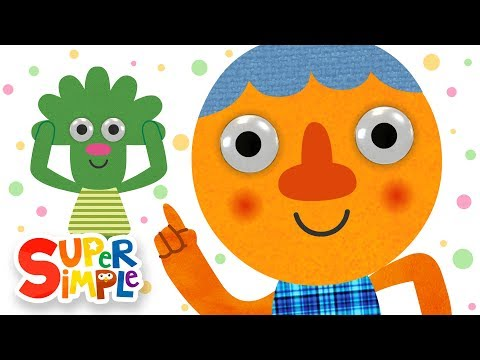 Head Shoulders Knees And Toes (2019) | Noodle & Pals | Super Simple Songs