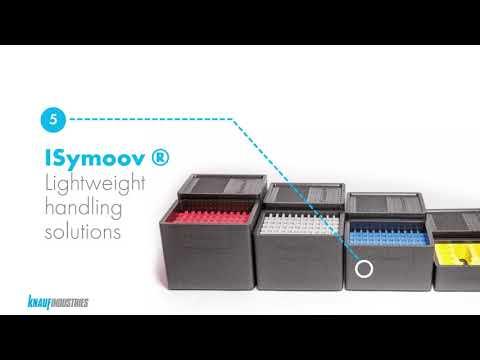 Gama rozwiązań opakowaniowych z EPP - ISymoov - Knauf Industries - zdjęcie
