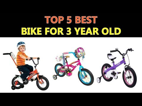 Best Bike for 3 Year Old 2019