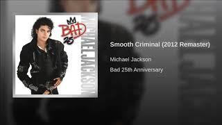 Michael Jackson - Smooth Criminal A=432hz