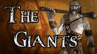 The Storyteller: SKYRIM S1 E9 - The Giants