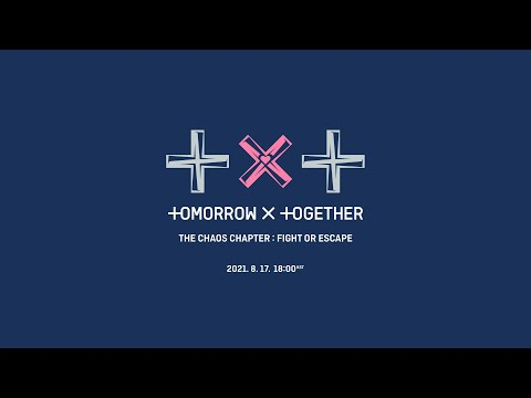 TXT正規二輯後續《The Chaos Chapter: FIGHT OR ESCAPE》回歸預告公開