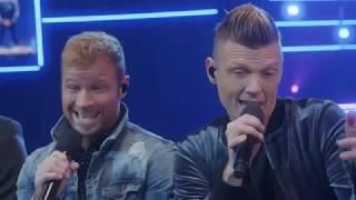 Backstreet Boys and Pentatonix Sing Winter Wonderland
