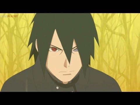 Naruto Y Sasuke Vs Shin Uchiha